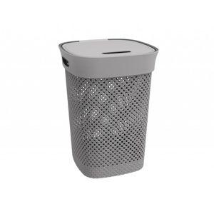 Aldo Kôš na špinavú bielizeň Woolly 50 l, sivá
