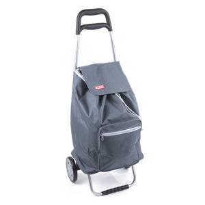 Aldo Nákupná taška na kolieskach Cargo, sivá