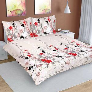 Bellatex Bavlnené obliečky Margaréty, 240 x 200 cm, 2 ks 70 x 90 cm