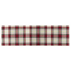 Altom Behúň Kocka červená, 40 x 140 cm