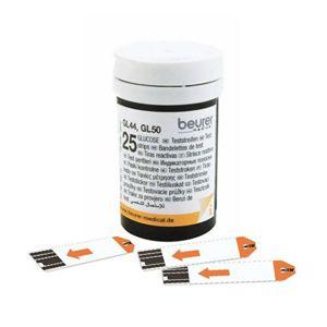 Beurer Testovacie prúžky pre GL 44 / GL 50, 2x 25 ks