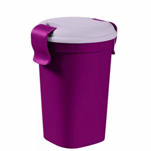 Curver Piknikový hrnček LUNCH&Go 0,6 l, fialová