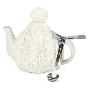 Darčeková sada Tea Time, biela