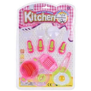 Detský hrací set Food and kitchen Fork, 11 ks