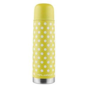 Florina Termoska Dots 1 l, žltá