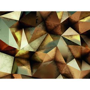 AG ARt Fototapeta XXL Bronze 360 x 270 cm, 4 diely