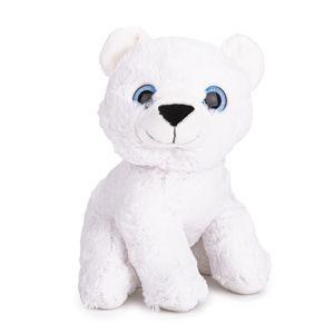 Koopman Plyšový ľadový medveď, 25 cm