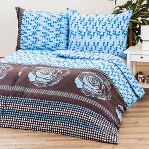 Jahu Krepové obliečky Mary Rose blue