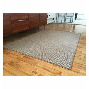 Vopi Kusový koberec Nature béžová, 80 x 150 cm