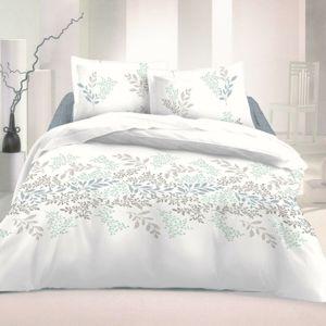 Kvalitex Bavlnené obliečky Victoria biela, 200 x 200 cm, 2 ks 70 x 90 cm