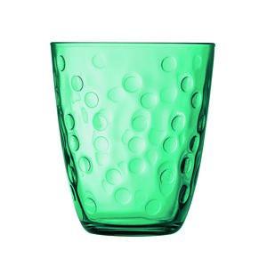 Luminarc Sada pohárov CONCEPTO PEPITE 310 ml, 6 ks, zelená