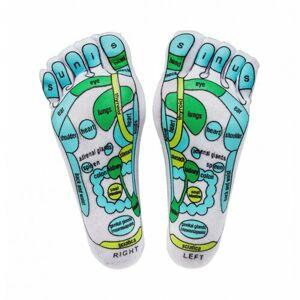 Masážne ponožky, M (36 - 39), 36 - 39