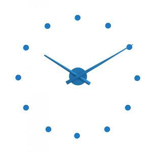 Nomon OJ nástenné hodiny modrá