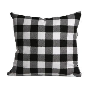 """Altom Obliečka na vankúšik """"Love in Checkered"""", 40 x 40 cm"""