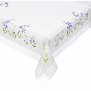 Forbyt Obrus Jarné kvety, 85 x 85 cm, 85 x 85 cm