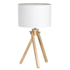 Rabalux 4190 Soren stolná lampa biela, 48 cm