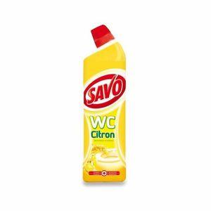 Savo WC čistič Citrón 750 ml