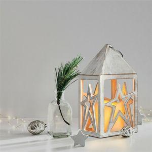 Dekorácia vianočná SOLIGHT 1V232 lampáš