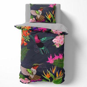 Towee Bavlnené obliečky Floral, 140 x 200 cm, 70 x 90 cm